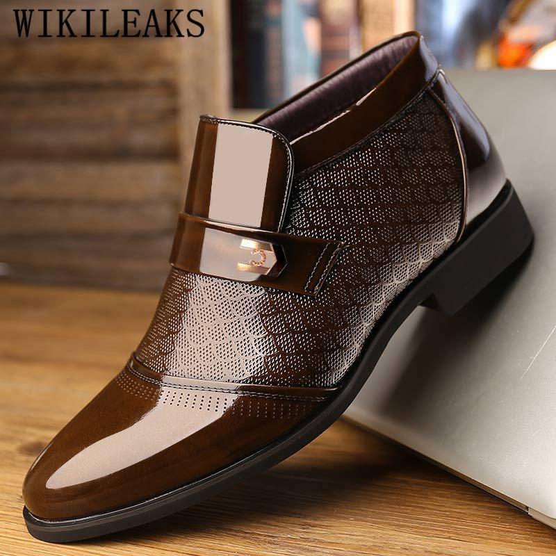 luxury winter shoes