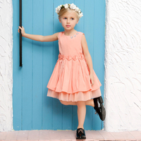 Bear Leader Baby Girls Dress 2017 Summer Girls Beautiful Clothes Cute Princess Dresses For Birthday And