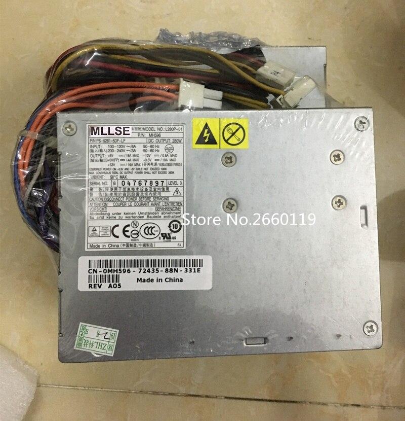 100% Arbeits Desktop Für 320 330 755 L280p-01 H280p-01 H280p-00 D280p-00 A280p-00 Rt490 Netzteil Vollständig Getestet
