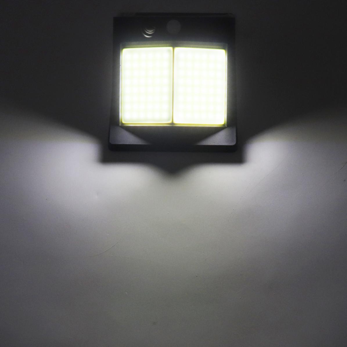 96 cob 400lm luz controlado corpo humano
