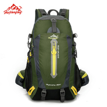 Outdoor Backpack 40L Climbing Sport Bags Large Capacity Men Rucksack Camping Hiking Backpacks Good Quality and Light Weight