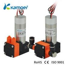 Kamoer KLP02 Diaphragm Pump 12/24V Brushless Motor Single Head For UAV Spraying Pesticide and Lab Analysis
