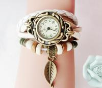 Multicolor-High-Quality-Women-Genuine-Leather-Watch-Bracelet-4