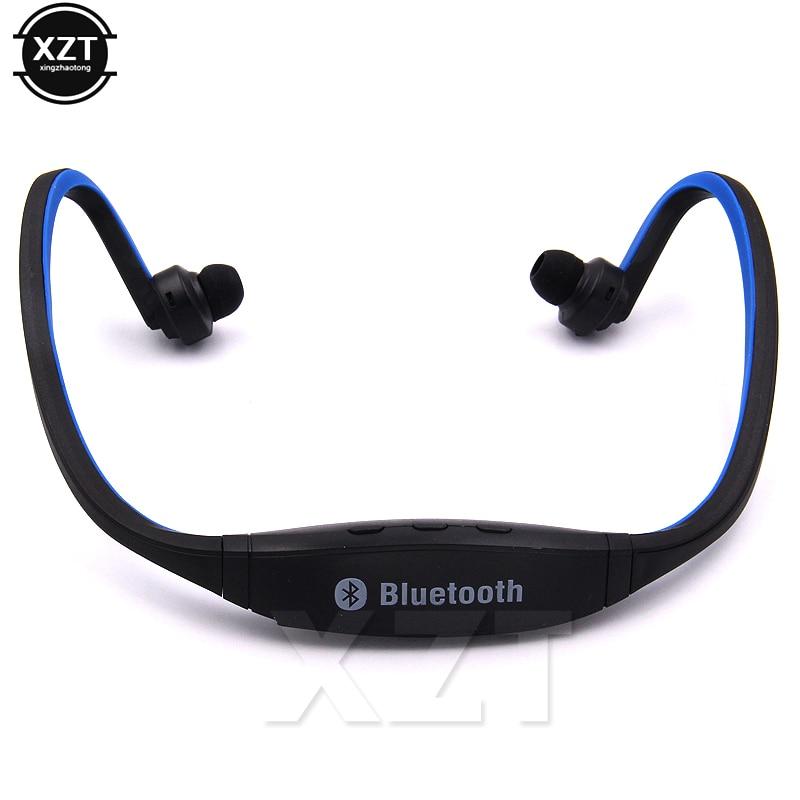 Спортивные Bluetooth наушники S9, без косточек, Bluetooth наушники с микрофоном для iphone, Huawei, XiaoMi Phone