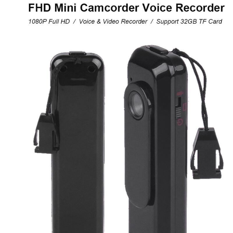 Mini Camera C181 Charing & Ononderbroken Opname Pen 1080 P Full HD Mini DV Sport Camcorder Voice Video Recorder