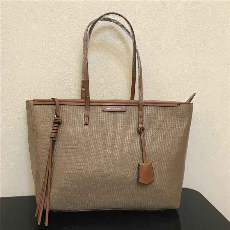 summer holiday Leather Handbags women Straw Beach tote big bag woman woven shoulder Bag ladies hand bags purse sac bolsos mujer