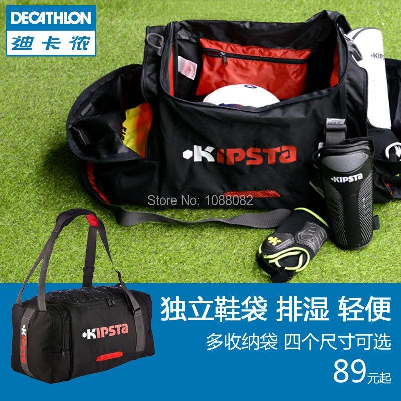 c87abf05a Decathlon L Genuine Strenfit Football Basketball Shoes Bit Separate Shoulder  Bag Large Capacity KIPSTA Gym Bag Man 8276820 on Aliexpress.com