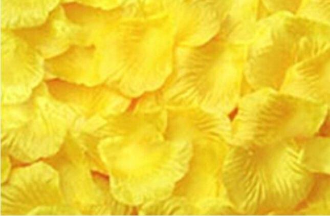 100pcs Lot Valentine Petale De Rose Flores Artificiales Artificial