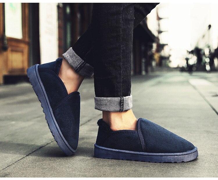 men winter shoes