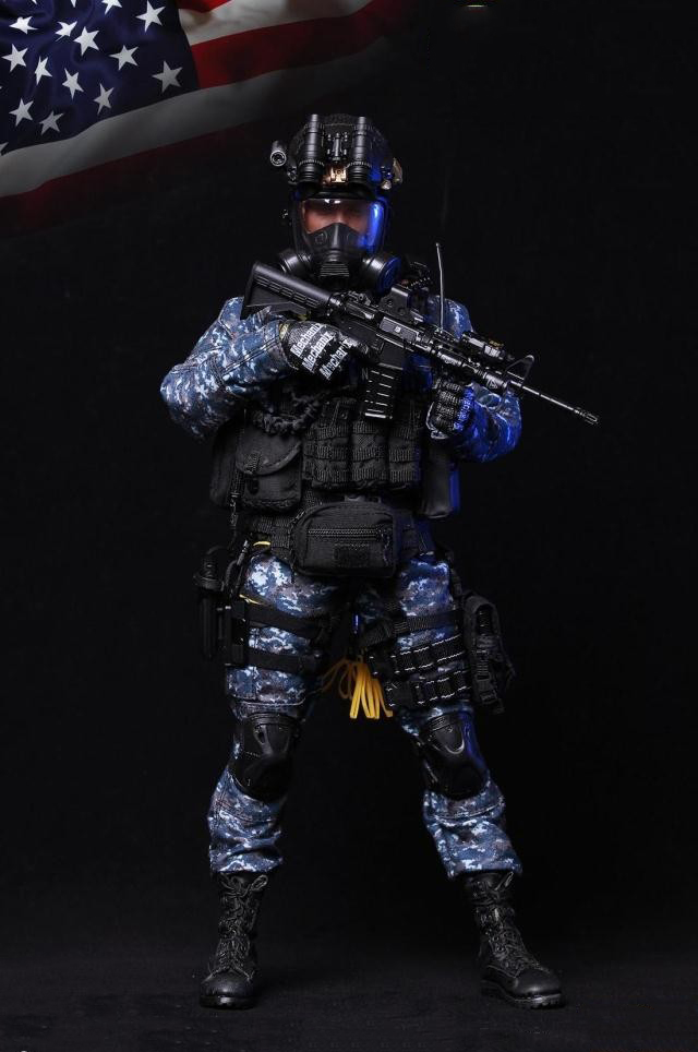 1/6 Scale US Navy M007 Colletible Soldier Action Figures Full Set Models 1 6 soldier action figure the dark zone agent renegad model accessories full set figures