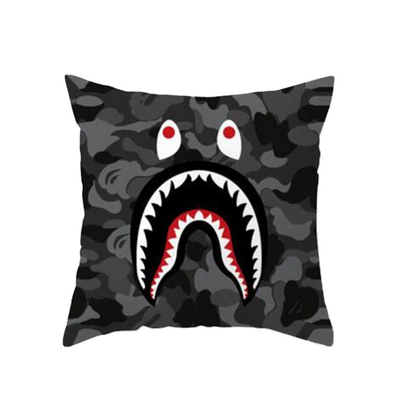 Мультфильм диван наволочки Монстр наволочки для офисов номер диване подушки сиденья случай украшение дома мать подарки