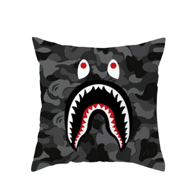 Cartoon Sofa Cushion Covers Monster Pillow Case Covers for Offices Room Couch Seat Cushion Case Home Decoration Mother Gifts