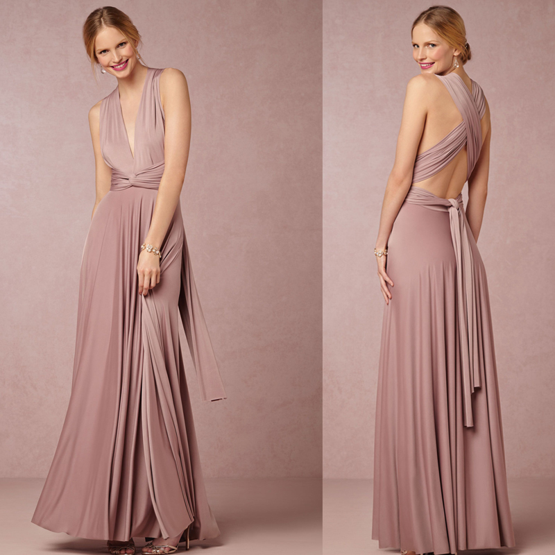 Collection Backless Bridesmaid Dresses Pictures - Weddings Pro
