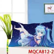 Japanese Anime Hatsune Miku Rectangle Pillow Case  hugging body Pillowcase Decorative dakimakura pillow case