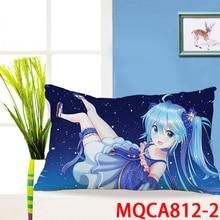 Japanese Anime Hatsune Miku Rectangle Pillow Case  hugging body Pillowcase Decorative dakimakura pillow case