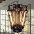 Country Retro Industrial European Loft Pendent Light 8 Lights For Restaurant bar Coffee hall bedroom,edison lamp Bulb Included