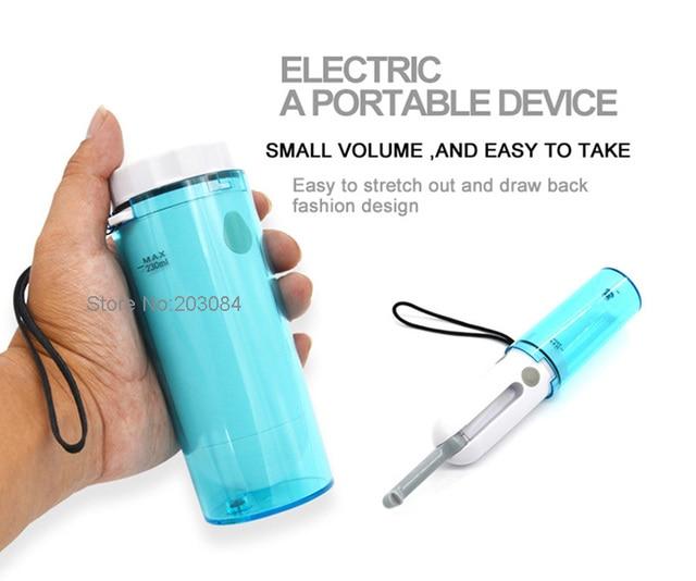 Handheld Travel Electric Portable Bidet   Electronic Travel Bidets Toilet  Handheld Sprayer   USB Chargeable Travel Handy Washlet