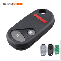 315Hz 2 1 Buttons Replacement Remote Car Key Fob Transmitter Clicker Alarm Auto Key Shell Case