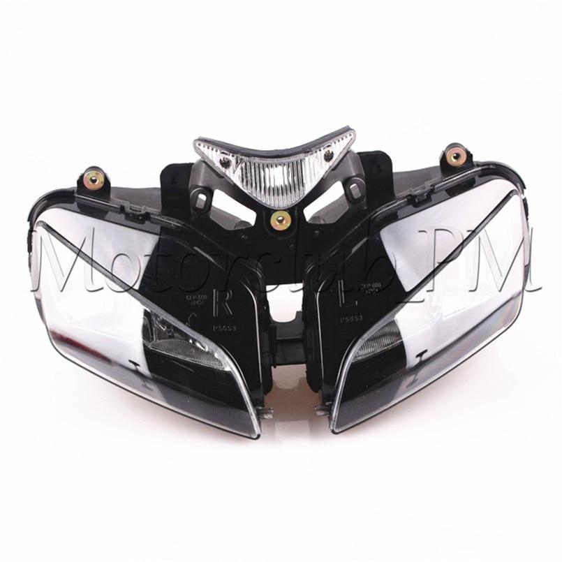 Motorcycle Front Lighting Headlamp For Honda CBR1000RR 2004 2005 2006 2007 CBR 1000 RR / 1000RR Head Lamp Motor Accessories motorcycle fender eliminator led light tidy tail for honda cbr 600rr cbr600rr 2005 2006 cbr 1000rr cbr1000rr 2004 2005 2006 2007