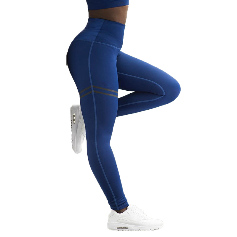 Activewear High Waist Fitness Leggings Women Pants Fashion Patchwork Workout Legging Stretch Slim Sportswear Jeggings Regular Tea Drinking Improves Your Health