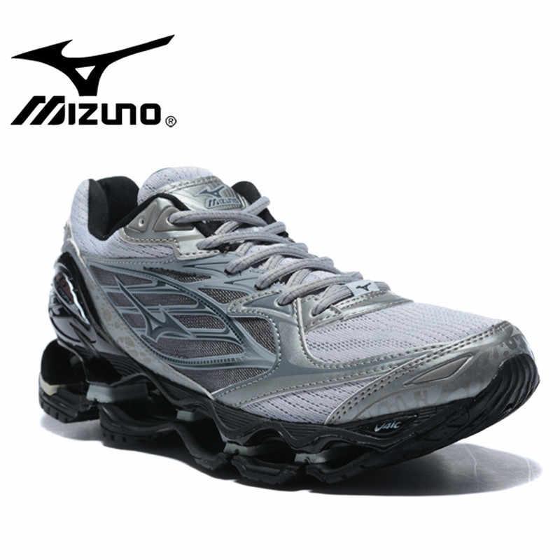 265670b49 ... Mizuno Wave Prophecy 6 Professional sports Men Shoes tenis mizuno  Outdoor Stable Sport RUNNING Sneakers Weight ...