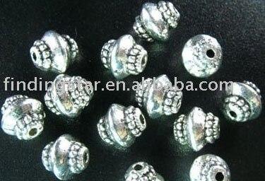 ④Бесплатная доставка 300 шт. тибетское серебро фонарь ...