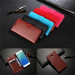 Image 1 - Wallet Leather Flip Case For Meizu M3 M5 M6 Note M5S U10 U20 M5 M3S M6S E MX3 MX4 MX5 MX6 Pro 5 Pro 6 M5C Pro7 Plus M15 Lite M6t
