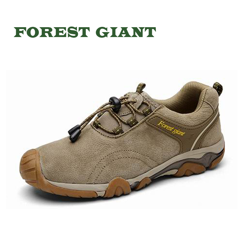 FOREST GIANT Spring Summer Autumn Casual Shoes For Men New Arrival Lace-Up Fashion Sneakers Outdoors Tourism Men Shoes 8860