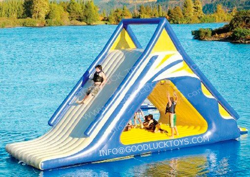 water slide water floating rock climbing  water equipment  water     water slide water floating rock climbing  water equipment  water games  commerical