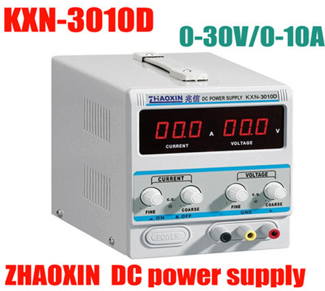high quality Digital KXN-3010D Precision Variable Adjustable 30V 10A DC Power Supply Power supply repair Switching Power cps 3010ii 0 30v 0 10a low power digital adjustable dc power supply cps3010 switching power supply