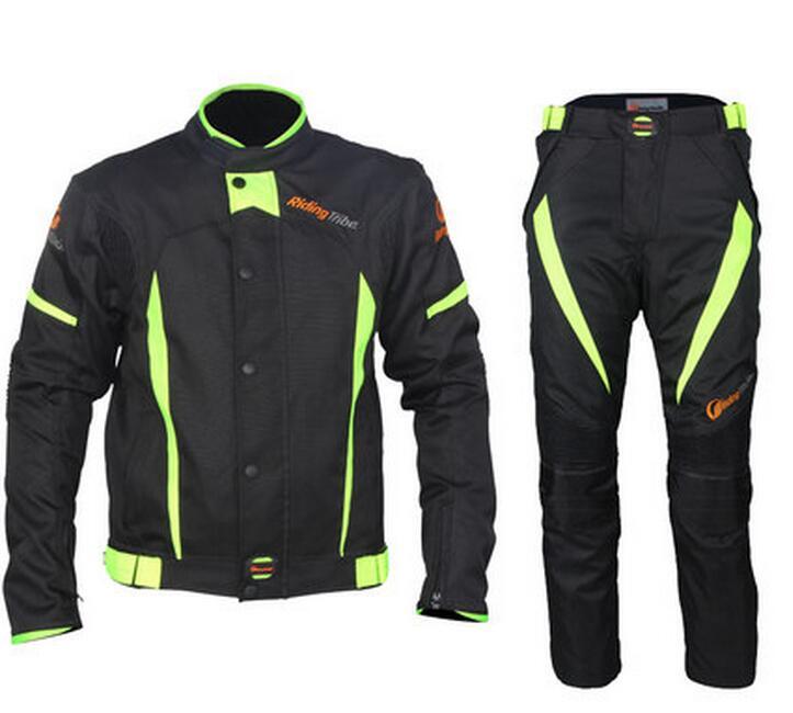 Зимние и летние костюмы для мужчин и женщин мотоцикл гонки костюмы верховая езда одежда выдерживает падение с высоты водонепроницаемый мотоцикл одежда