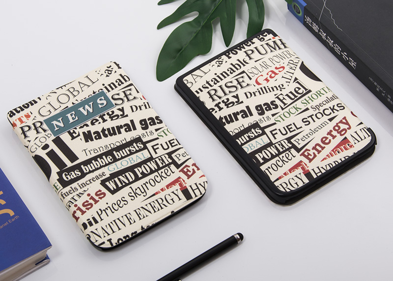 BOZHUORUI Magnetic Cover Case For Pocketbook 626/614/624/625/626plus/640 ereader for Pocketbook basic touch lux 2/3 Cover Case