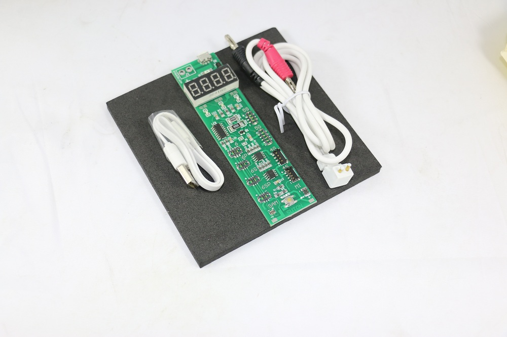new battery charge activation circuit tester for iphone 4. Black Bedroom Furniture Sets. Home Design Ideas