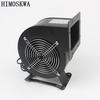 120W Small Dust Exhaust Electric Blower Inflatable Model Centrifugal Blower Air Blower