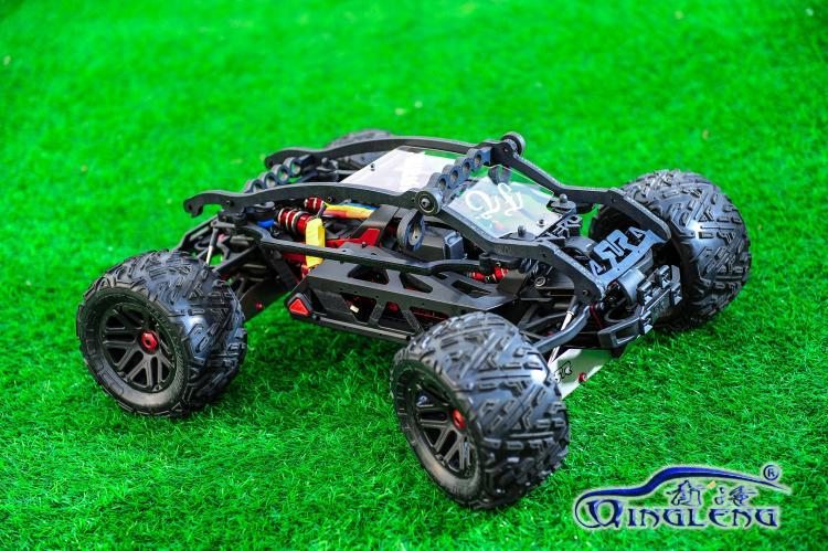rc car roll cage, Protective cover Imported nylon production Suitable for ARRMA NERO
