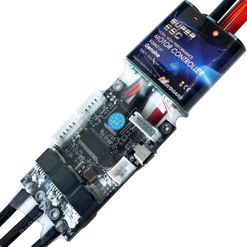 MTVESC50A planche à roulettes électrique ESC Longboard Open Source pour e-skate bricolage Skatboard combat Robots