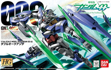 Gundam Model HG 1/144 GN-001 EXIA 00Q GUNDAM READY PLEAYER ONE THUNDERBOLT Armor Unchained Mobile Suit Kids Toys