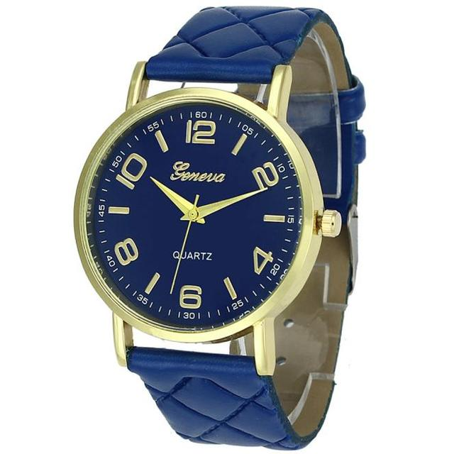 2018 Women Watches Watch Small Faux Leather Quartz Analog Wrist Watch Ladies Bracelet Watch Hot Sale relogio feminino