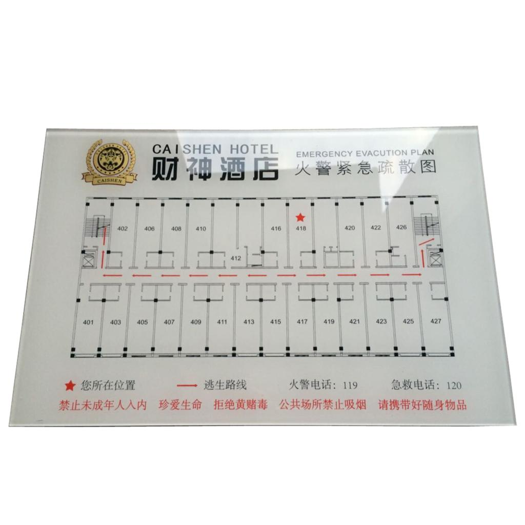 medium resolution of fire emergency evacuation order to identify a schematic diagram hotel fire safety escape route tips
