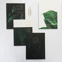 Grass Leaves Pack of 4 Exercise Book Lined Papers Notepad Study Business Notebook Composition Book Diary next move british english book pack level 4