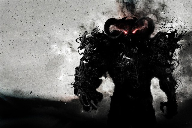 dark prince of persia dahaka warrs fantasy game poster silk fabric