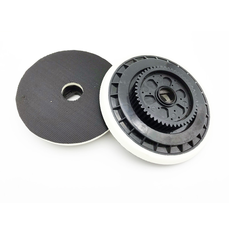 5 Inch 5.5 Inch 125mm 147mm Sanding Pad Backing Plate Pad Back Holder Compatible To Flex XC 3401 Orbital Polisher Changeable