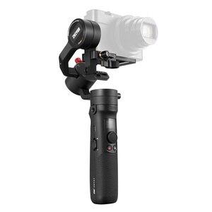 Image 2 - ZhiyunクレーンM2 3 軸ハンドヘルドソニーミラーレスカメラ用スマートフォンアクションカメラスタビライザーA6500 A6300 M10 M6 移動プロ