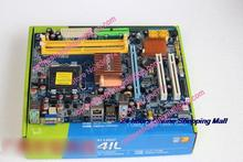 G41c rev2.0 ddr2 775 needle integrated duo dual-core quad-core