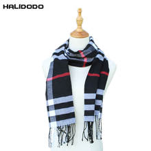 2016 Winter Scarf Fashion Tartan Scarves Women Desigual Plaid Scarf Cuadros New Designer Unisex Basic Shawls Keep Warm Bufandas