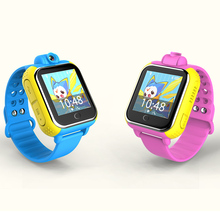 JRGK Smart watch Kids Wristwatch Q730 3G GPRS GPS Locator Tracker Smartwatch Baby Watch With Camera For IOS Android
