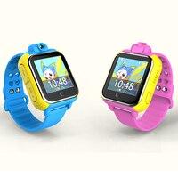 JRGK montre Smart watch Enfants Montre-Bracelet Q730 3G GPRS GPS Locator Tracker Smartwatch Bébé Montre Avec Caméra Pour IOS Android