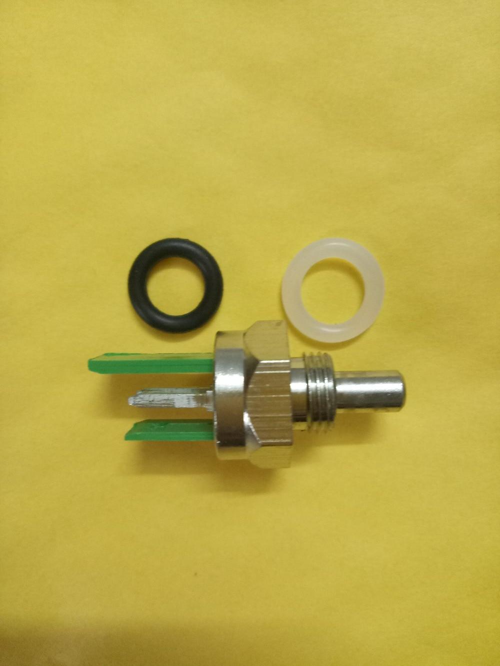 Free shipping/ 1 set new Boiler NTC 10K temperature sensor chip/have 2pcs Sealed ring/for Ariston