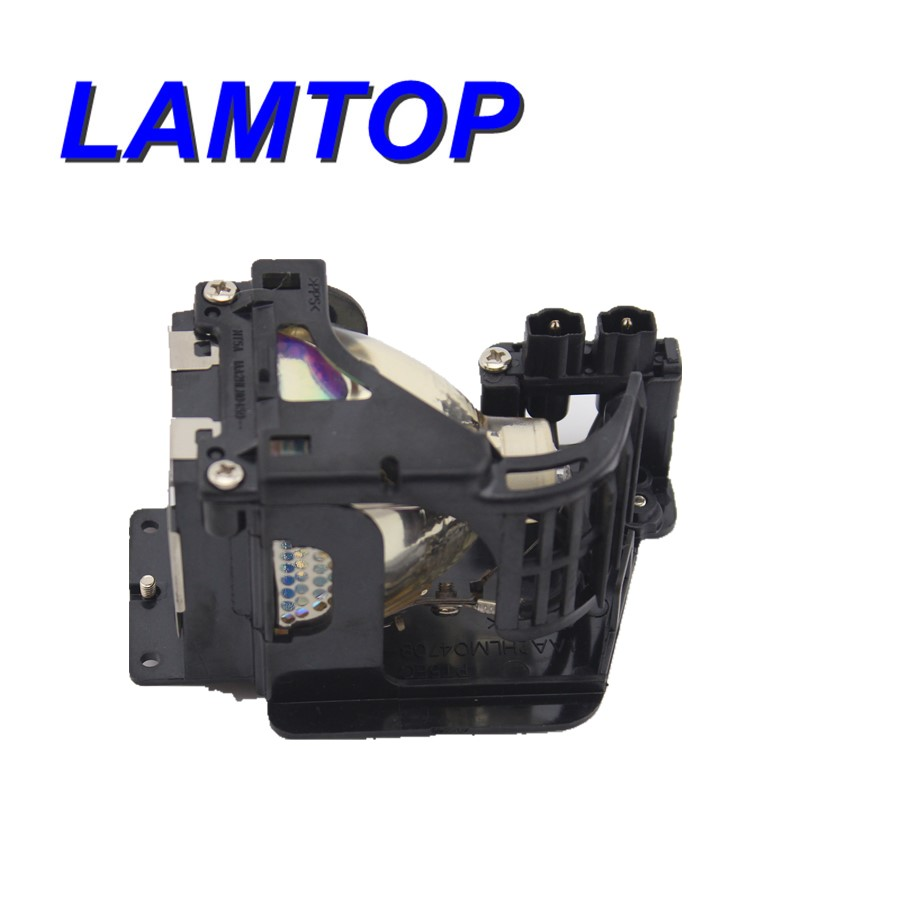 Free shipping Compatible projector bulb with housing  POA-LMP126  fit for PRM10 high quality compatible projector bulb module l1624a fit for vp6100 free shipping