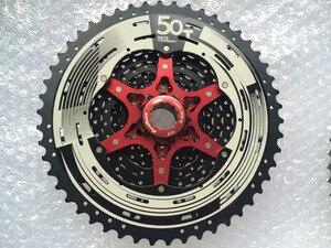 Image 5 - Sunrace 11 מהירות CSMX80 12 מהירות CSMZ90 אופני קלטת 11 50T מתאים Shimano SRAM גלגל תנופה 11 50, התארך אחורי וו